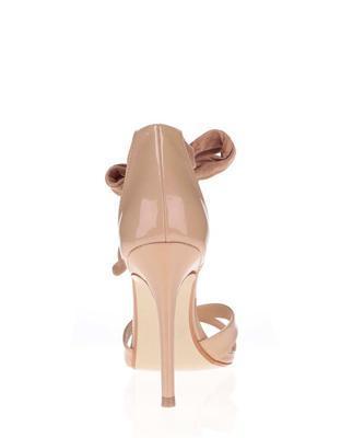 Béžové sandály na jehlovém podpatku Dorothy Perkins - 3