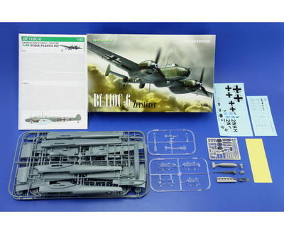 Bf 110C-6 1/48 - 4