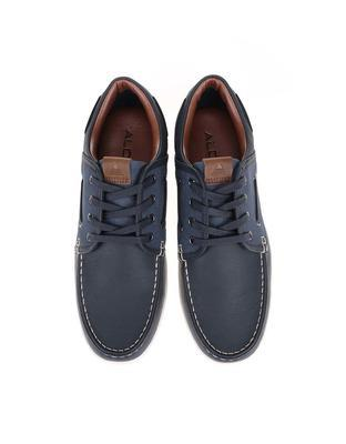 Blue shoes with leather details ALDO Greene - 4