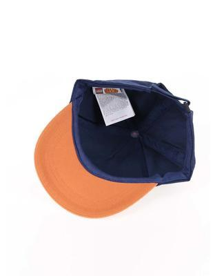 Orange-blue boyish cap imprinted with Star Wars LEGO wear Carlos - 4