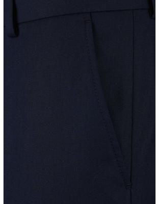 Dark blue formal pants Selected Tax - 4