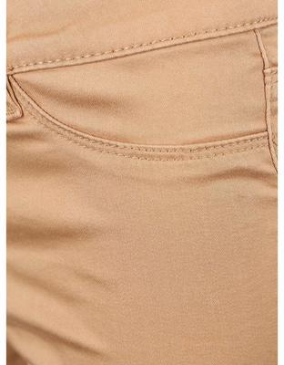 Light brown shorts Vero Moda Flex-It - 4