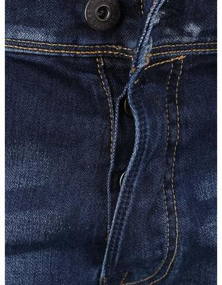 The blue straight jeans Jack & Jones Iglenn - 4