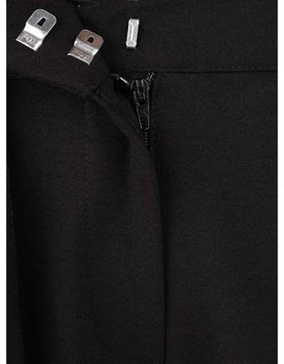 Black baggy pants with belt Dorothy Perkins - 4