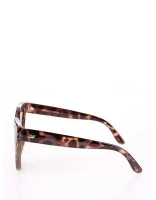 Black-brown tortoise women sunglasses Le Specs Liar Lair - 4