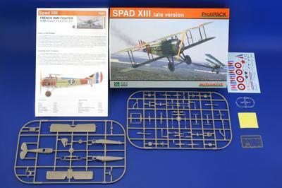 Spad XIII 1/72 - 5