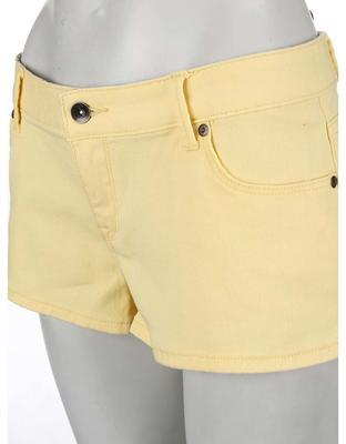 Yellow shorts Roxy Forever - 5