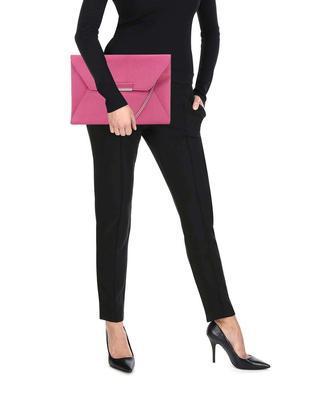 Pink clutch / handbag Dorothy Perkins - 5