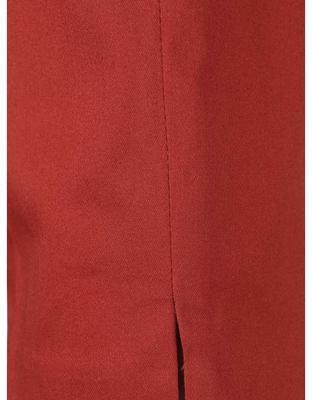 Brick formal trousers Dorothy Perkins - 5